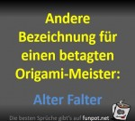 Betagter-Origami-Meister.jpg auf www.funpot.net