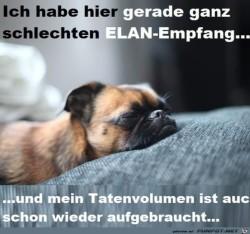 Schlechten-Elan-Empfang.jpg auf www.funpot.net