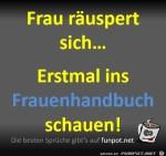Die-Frau-räuspert-sich.jpg auf www.funpot.net