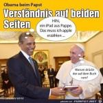 Obama-beim-Pabst.jpg auf www.funpot.net