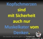 Kopfschmerzen-sind-Muskelkater-vom-Denken.jpg auf www.funpot.net