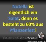 Nutella-ist-Salat.jpg auf www.funpot.net