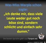 Was-Miss-Marple-schon-sagte.jpg auf www.funpot.net