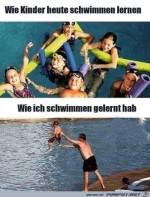 Schwimmen-lernen-früher.jpg auf www.funpot.net