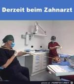 Derzeit-beim-Zahnarzt.jpg auf www.funpot.net