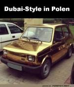 Goldenes-Auto.jpg auf www.funpot.net