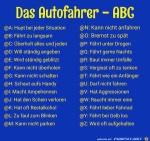 Das-Autofahrer-ABC.jpg auf www.funpot.net
