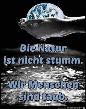 die-natur-ist-nicht-stumm.jpg auf www.funpot.net