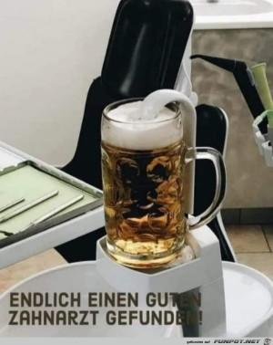 Endlich-ein-ordentlicher-Zahnarzt.jpg auf www.funpot.net