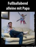 Fussballabend-alleine-mit-Papa.jpg auf www.funpot.net