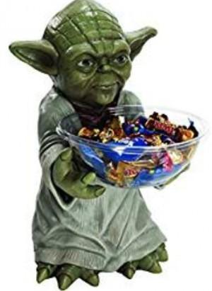 Yoda-Süßigkeitenschüssel-Halter!