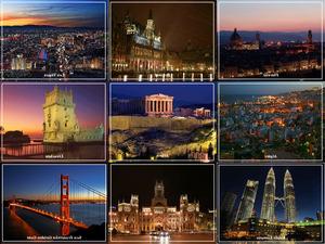 Night Trip Around The World