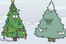 willst du meinen Weihnachtsschmuck