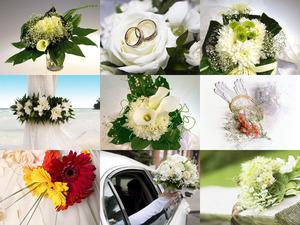 Super schöne Brautsträuße