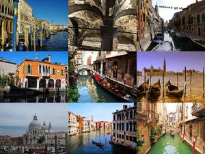 beeindruckendes Venedig