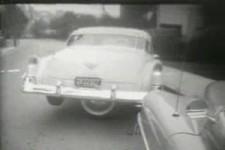 Einparken in den 50ern...