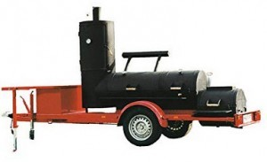Joe s Barbeque Smoker!