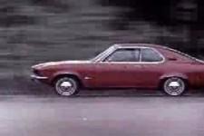 Werbung - Opel Manta commercial 70 s
