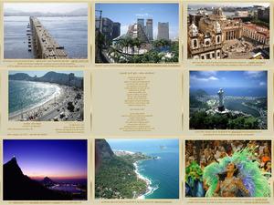 schöne Bilder von Rio de Janeiro