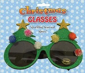 Weihnachtsbrille!