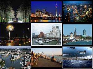 Schöne Bilder von Düsseldorf