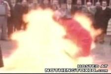 böse Brandübung in der Türkei