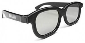 eine 2D-Brille!