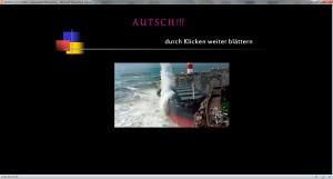 AUTSCH mit Schiffen 1
