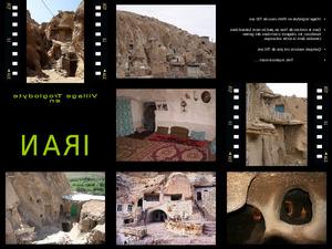 Troglodyte-Iran - Felsenhäuser