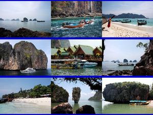 Thailand-Inseln