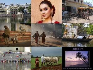 Indien- Land der Kontraste