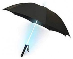 LED Regenschirm!