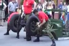 Schnelles Jeep Service