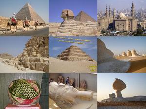 Bilder aus Ägypten