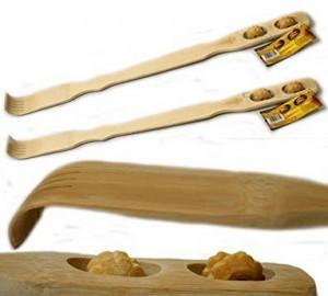 Rückenkratzer Bambus!