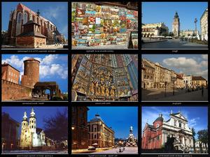 Die Königliche Stadt Krakau