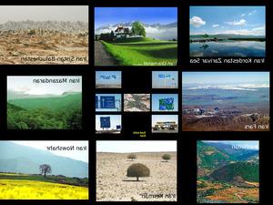 Iran - wunderschöne Landschaftsbilder