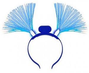 Glasfaser-Haarreifen!