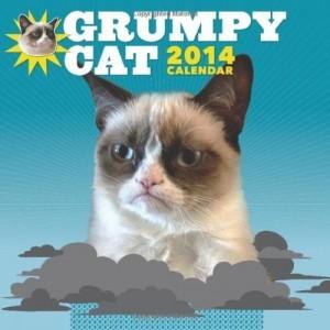 Grumpy Cat Kalender!