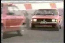 Mexikanischer VW Caribe Werbung