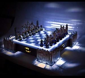 Batman Schachspiel!