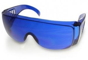 Golfball-Finder Brille!