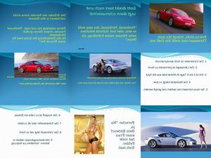 Ferdiand Porsche ist beim lieben Gott