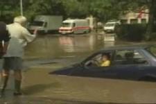 Hochwasser Budapest