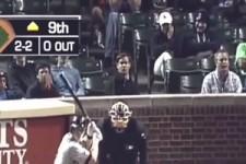 Wie lenkt man einen Baseball Pitcher ab?