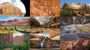 USA Utah Nationalpark E