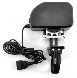 Fahrradkette mit USB-Kabel und 1000mAh Akku!