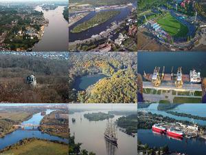 Szczecin Stettin Fotos Skorka