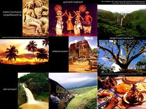 Bilder aus Sri Lanka