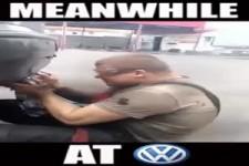 Zwischenzeitlich bei VW